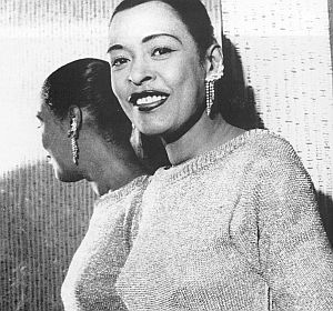 Billie Holiday (Born Eleanora Fagan April 7, 1915 – July 17, 1959) American jazz singer and songwriter.